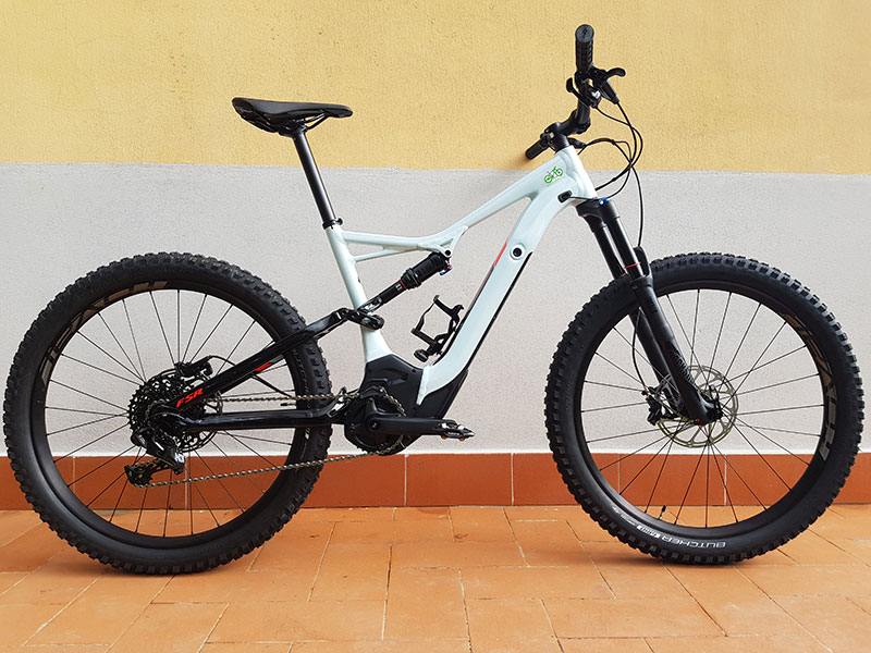 Turbo Levo FSR 6Fattie/29 – 2018 – disponible en tailles S M L